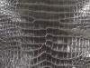 Genuine Alligator Belly Skin - Millennium Waxy Finish in Dark Brown
